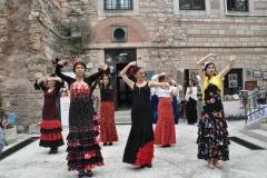 28. Yıl Şenliği  Etnik34 Flamenko Dans Gösterisi  (55)