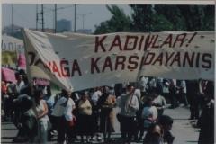 6-17 Mayıs 1987 Dayağa Karşı Dayanışma Yürüyüşü