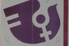 7-8 Mart 1990 Kadın Özgürlüğüne Açılan Pencere Ankaralı Kadınlar, Afiş Koleksiyonu